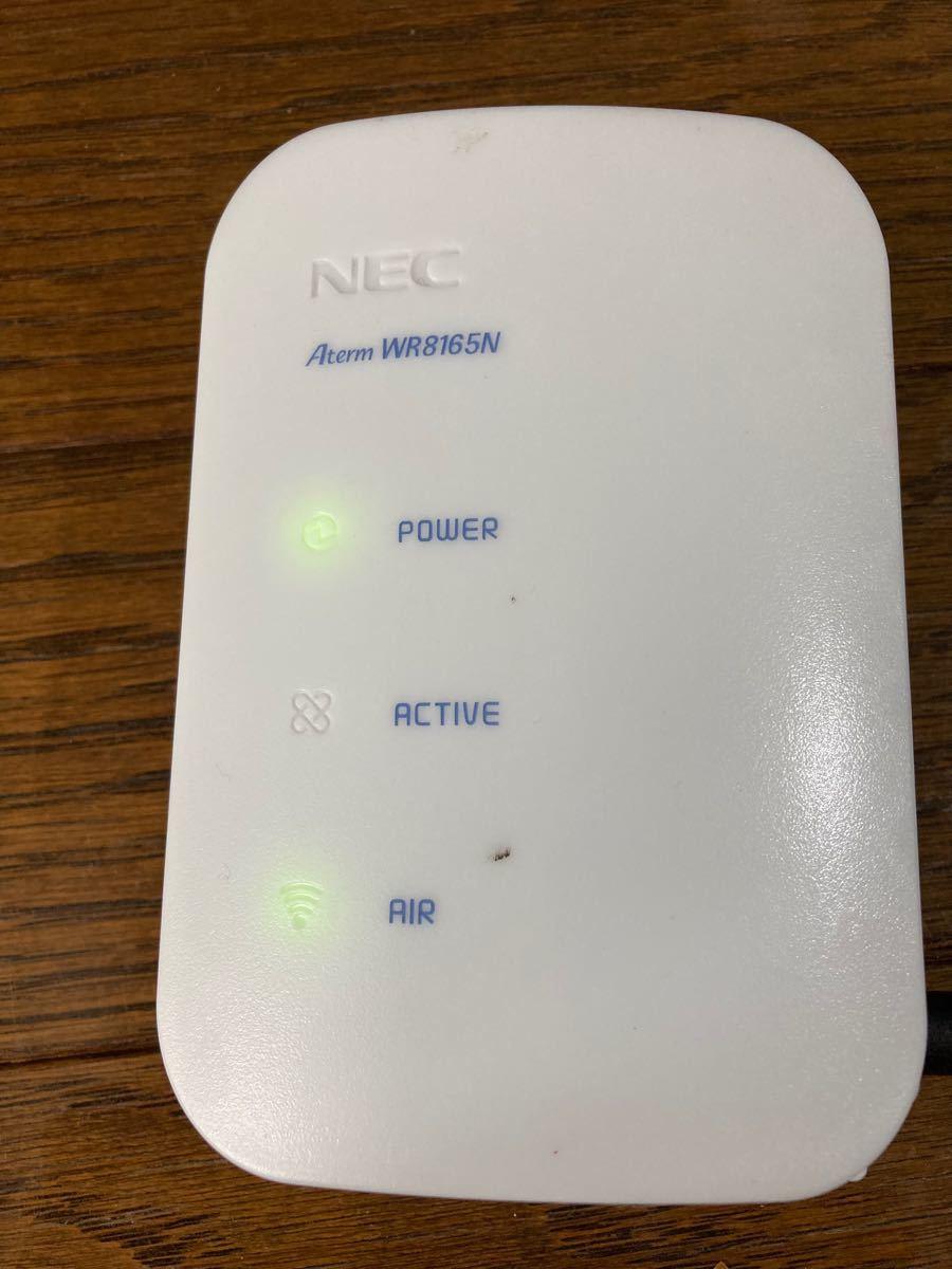 NEC  AtermWR8165N  無線LANルーター  Wi-Fi ジャンク品
