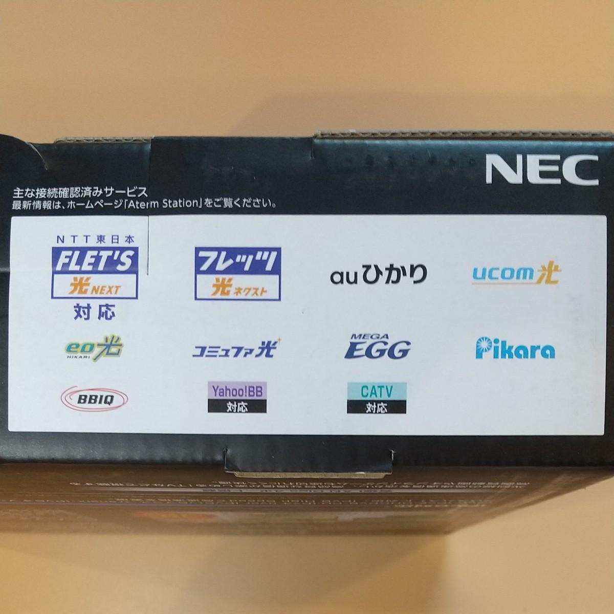 NEC Aterm 無線LANルータ PA-WG2600HS2 ハイパワーシステム
