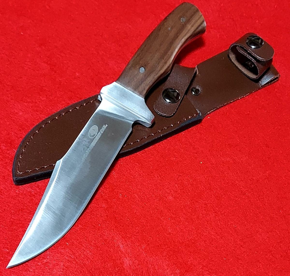 フルタング ボウイナイフ サバイバルナイフ シースナイフ アウトドアナイフ