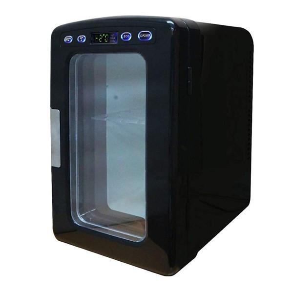 冷温庫 10L 小型 ポータブル 保冷温庫 -2℃~60℃ 保冷 保温 AC DC 2電源式 車載 部屋用 温冷庫 冷蔵庫 送料無料_画像7