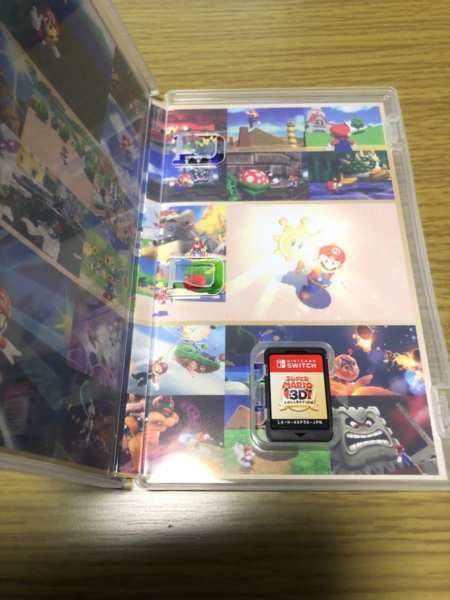 マリオカート8デラックス &スーパーマリオ3Dコレクション Nintendo Switch