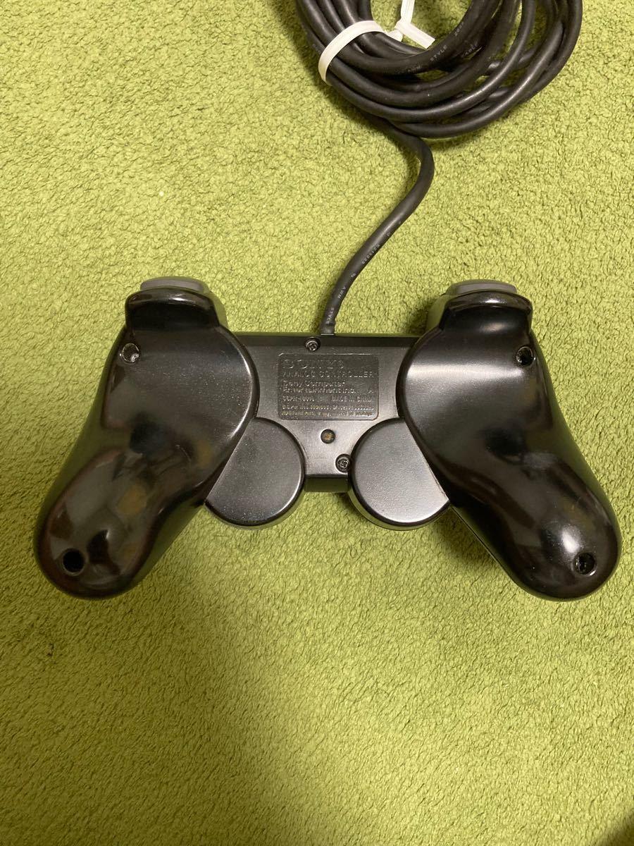 プレイステーション dualshock2 コントローラーセット2個 動作確認済み