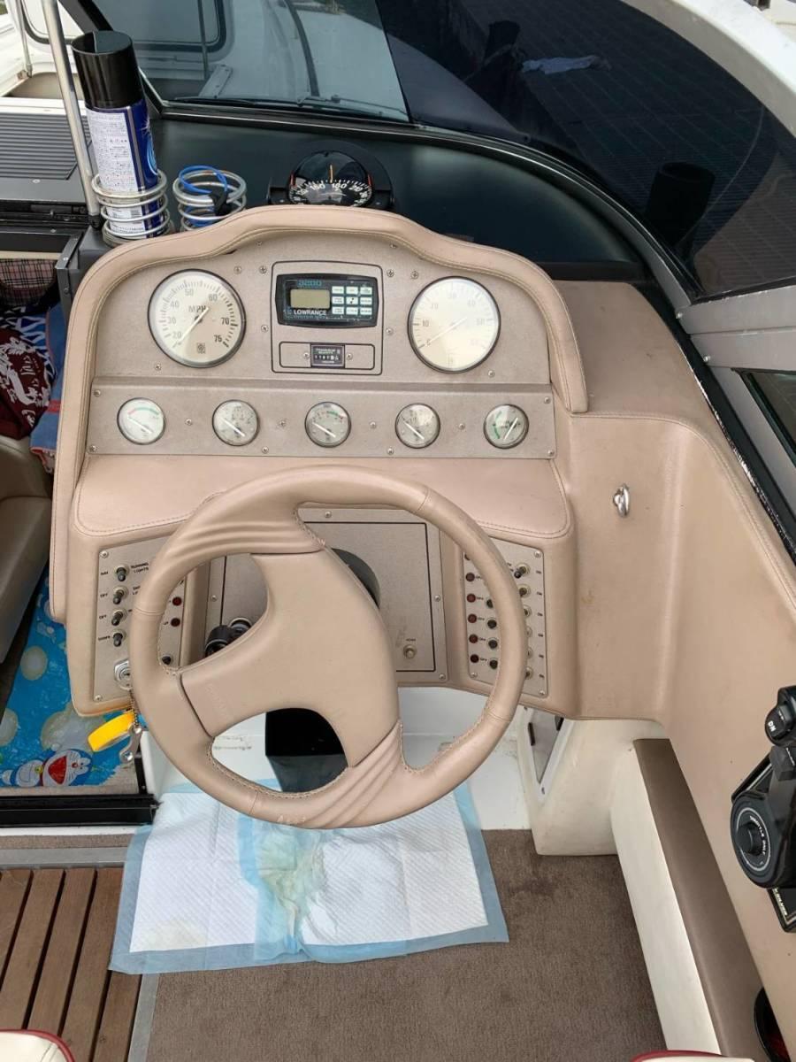「コバルト パワーボート 24.5F 琵琶湖」の画像2