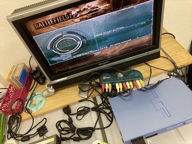 21-PS2-421 動作品 プレイステーション2 メダルオブオナー バトルフィールド2 モダンコンバット セット PS2 プレステ2