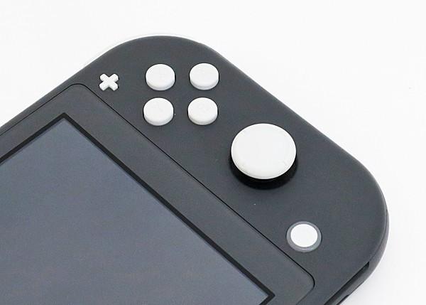 ◇【任天堂】Nintendo Switch Lite/ニンテンドースイッチライト本体 HDH-S-GAZAA グレー_画像4