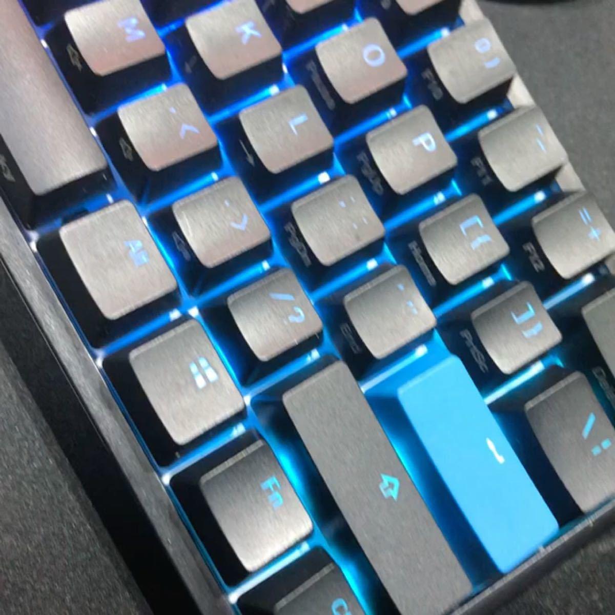 DUCKY ONE2 MINI ゲーミングキーボード 青軸