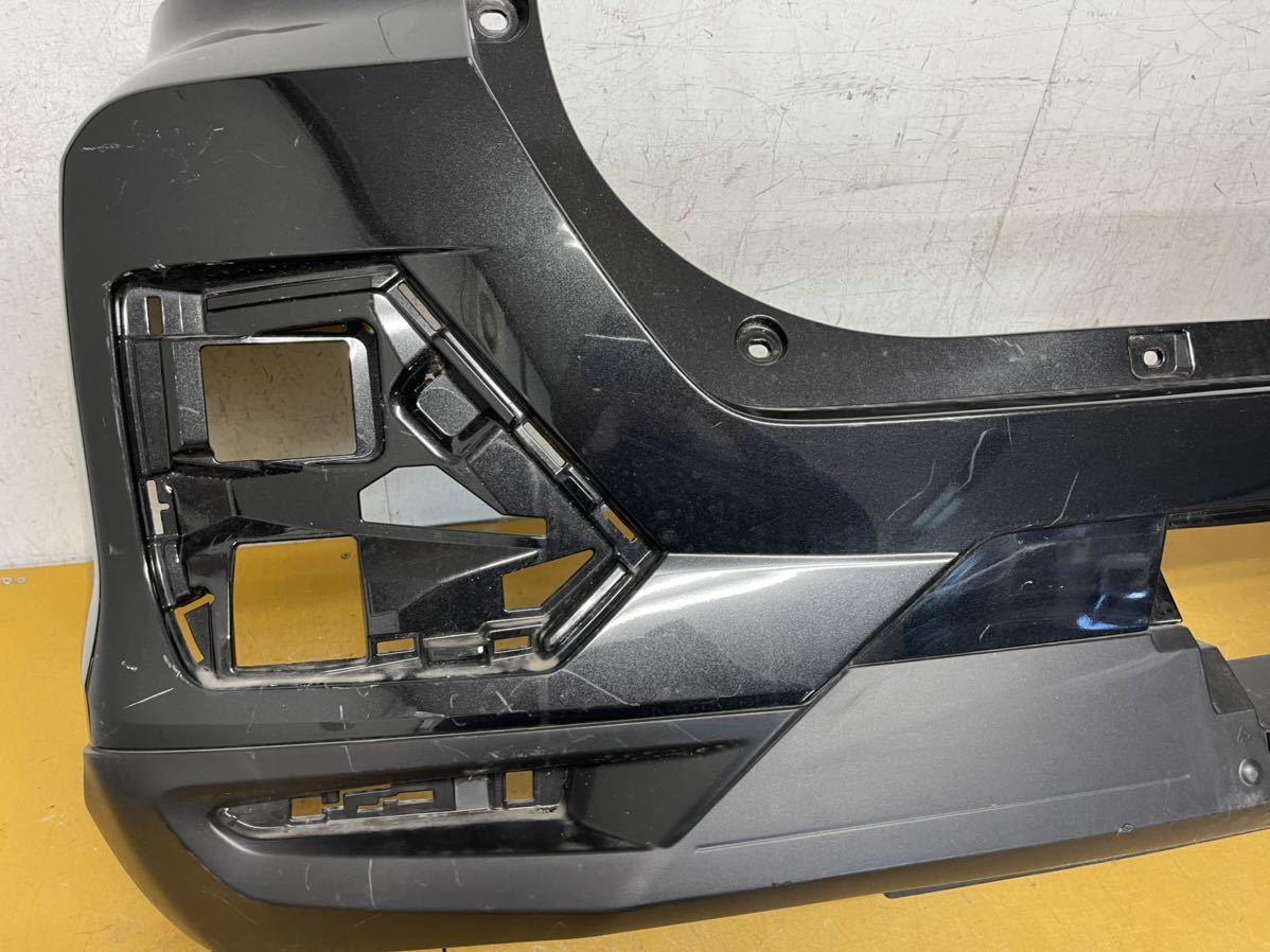 トヨタ A200A/A210A ライズ 純正 リアバンパー リヤバンパー 52169-B1030 黒メタ_画像6