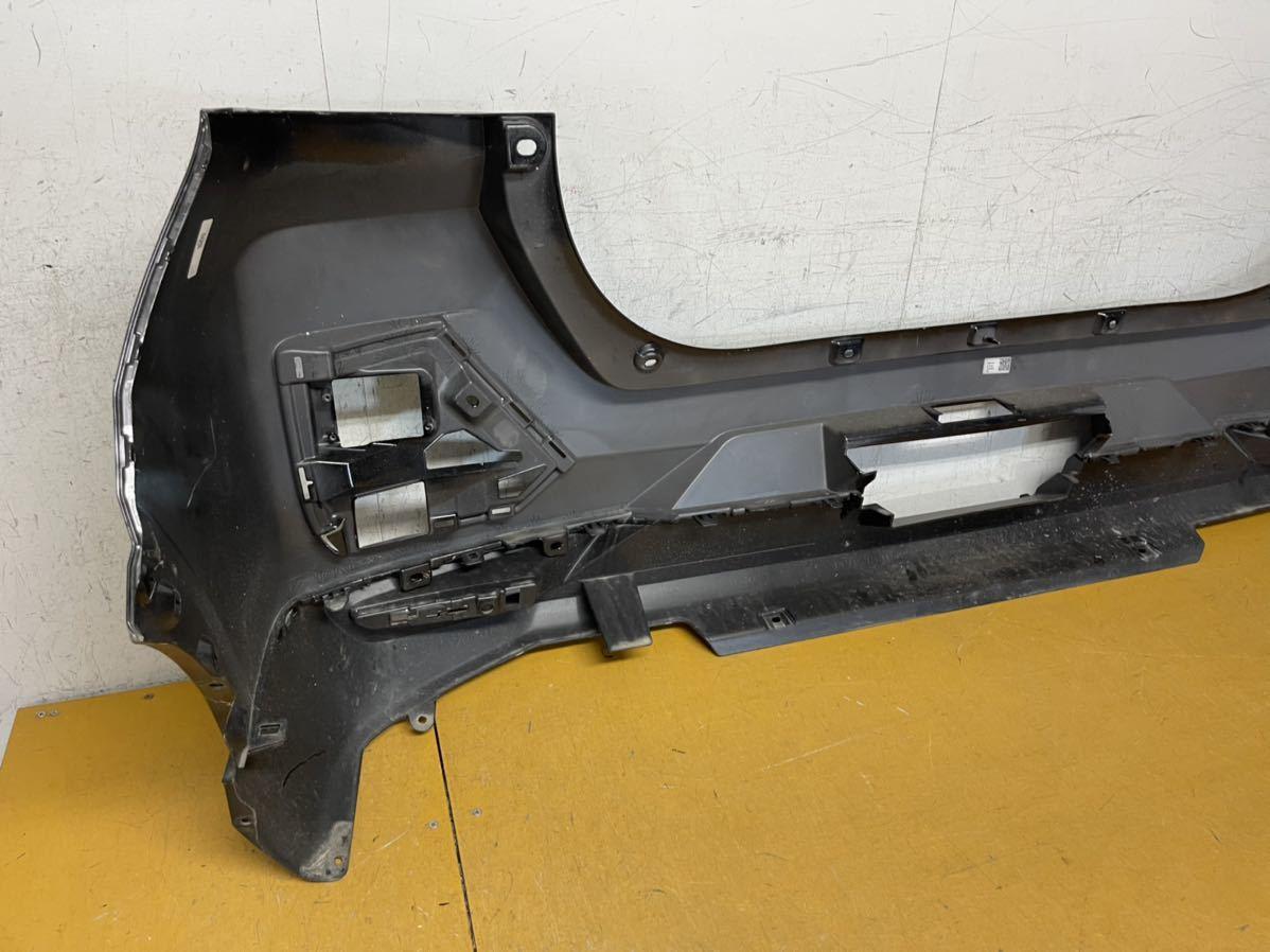トヨタ A200A/A210A ライズ 純正 リアバンパー リヤバンパー 52169-B1030 黒メタ_画像9