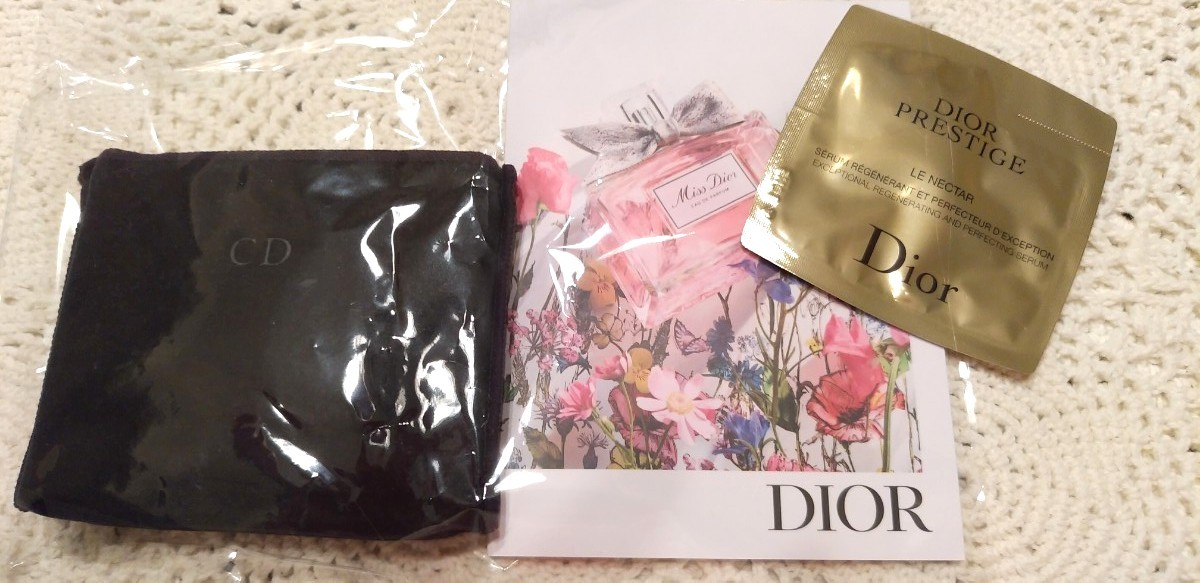 Dior ディオール サンククルール♯180watermist  5カラーアイシャドウ MissDior プレステージサシェ付き