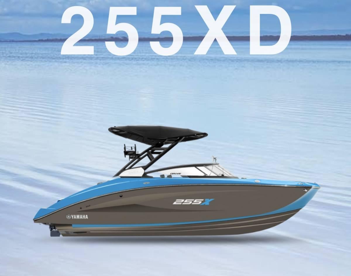 「※残艇数極少※ 新着情報!!2022年モデルYAMAHA255XD(ウエイクサーフィン専用モデル)最上級モデル 消費税込みの特別早期契約価格!!」の画像3