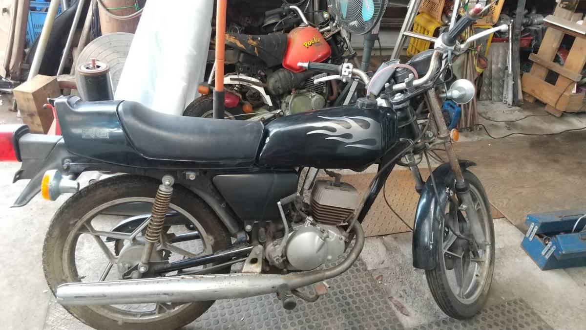 「SUZUKI RG50」の画像1