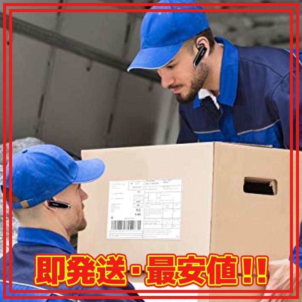 新品黒 Link Dream Bluetooth ワイヤレス ヘッドセット V4.1 片耳 日本語音声 マイク内A3KN_画像7