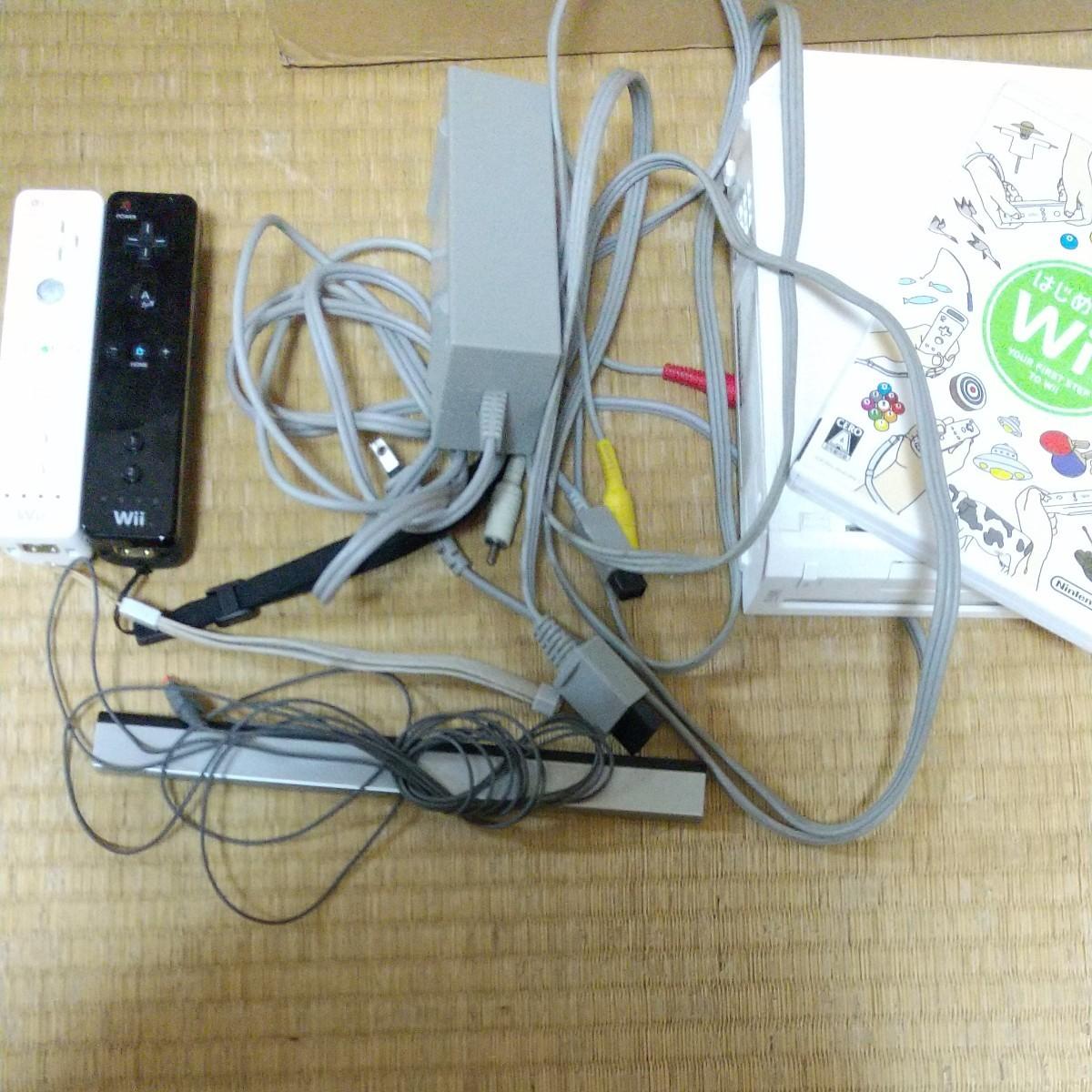 Wii 任天堂Wii