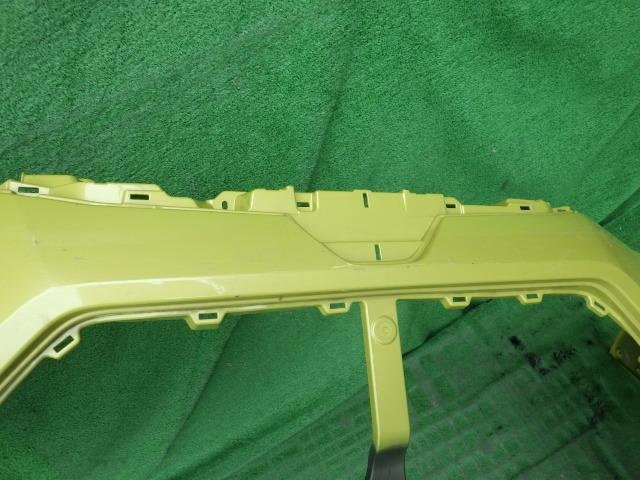 A200A A210A ライズ 純正フロントバンパー 黄 52119-B1410 下部付 52129-B1080_画像5