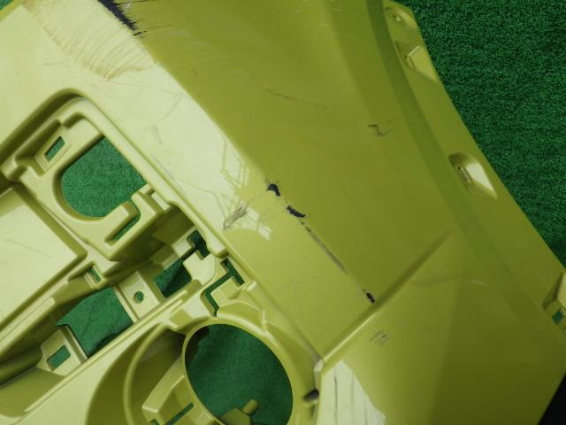 A200A A210A ライズ 純正フロントバンパー 黄 52119-B1410 下部付 52129-B1080_画像7