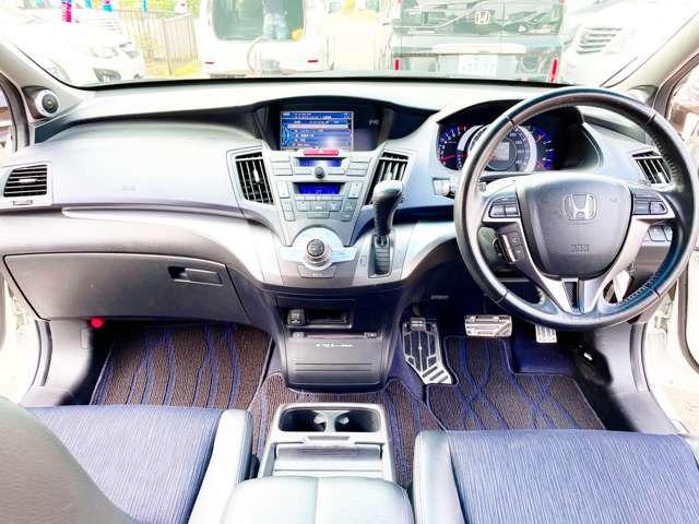 「平成20年 オデッセイ 2.4 アブソルート 4WD インターHDDナビ サ@車選びドットコム」の画像3