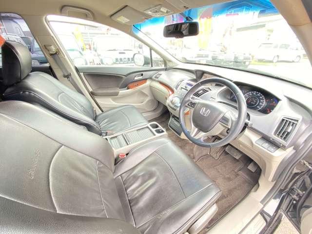 「平成21年 オデッセイ 2.4 M 4WD ナビBカメラアラウンドビュー車@車選びドットコム」の画像2