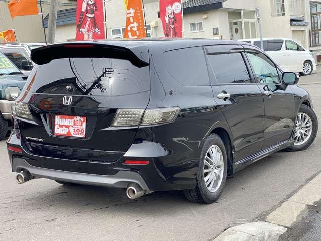 「平成21年 オデッセイ 2.4 M 4WD ナビBカメラアラウンドビュー車@車選びドットコム」の画像3