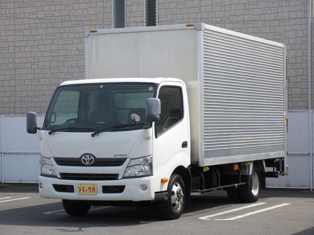 「平成26年 トヨタ ダイナ 3t積・アルミバン・垂直ゲート・AT車@車選びドットコム」の画像2