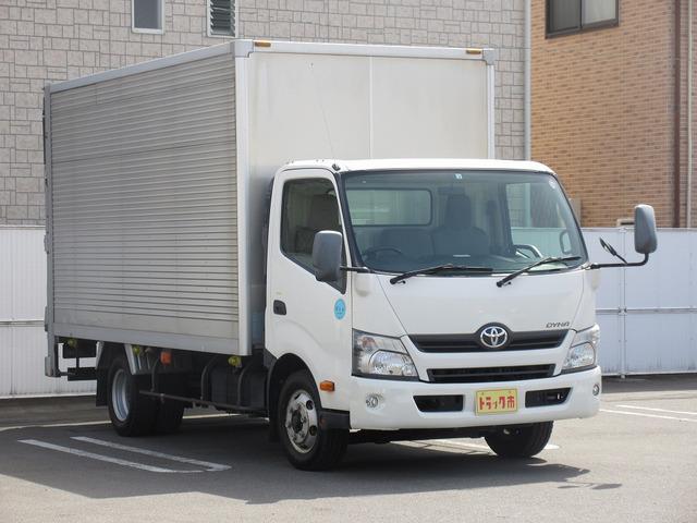 「平成26年 トヨタ ダイナ 3t積・アルミバン・垂直ゲート・AT車@車選びドットコム」の画像3