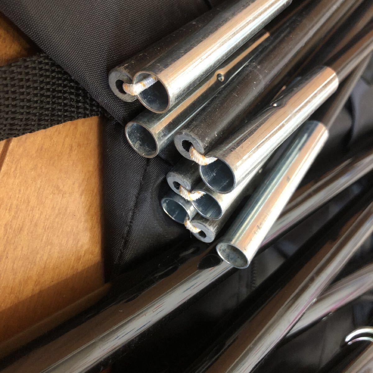 コールマン(Coleman) ワンポールテント エクスカーションティピ 210  テントポール、二股金具付き