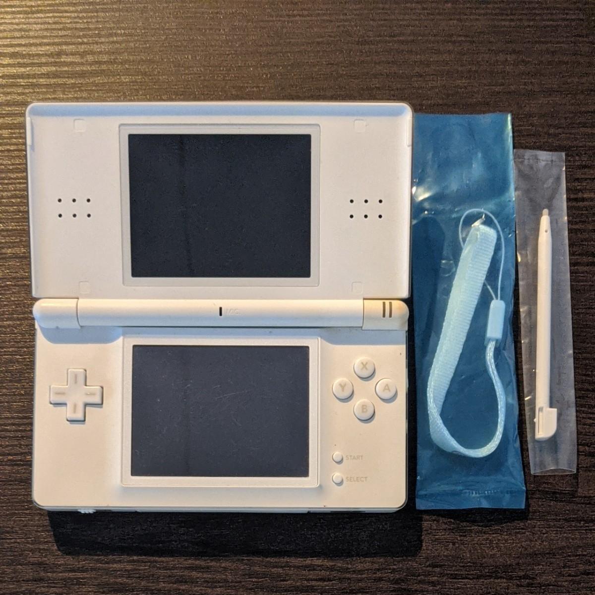 nin NINTENDO DS ニンテンドーDS Lite ニンテンドー 任天堂 ニンテンドーDSライト ホワイト