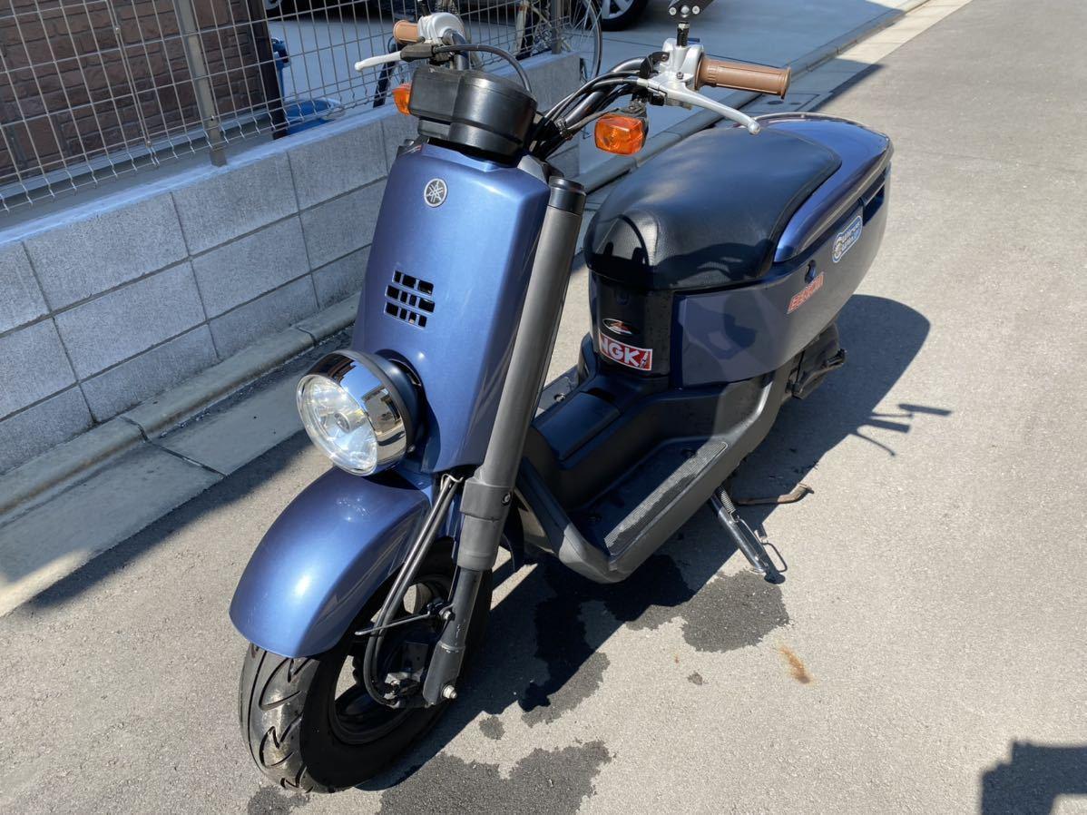「【東京足立発】ヤマハ VOX 原付バイク 4スト 程度良好」の画像1