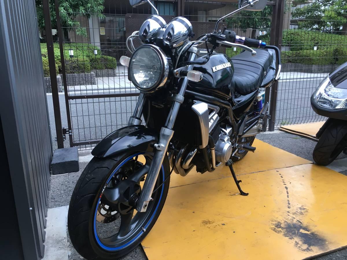 「大阪市 カワサキ バリオス2 バリオス カスタム ZR250B- !!!!」の画像3
