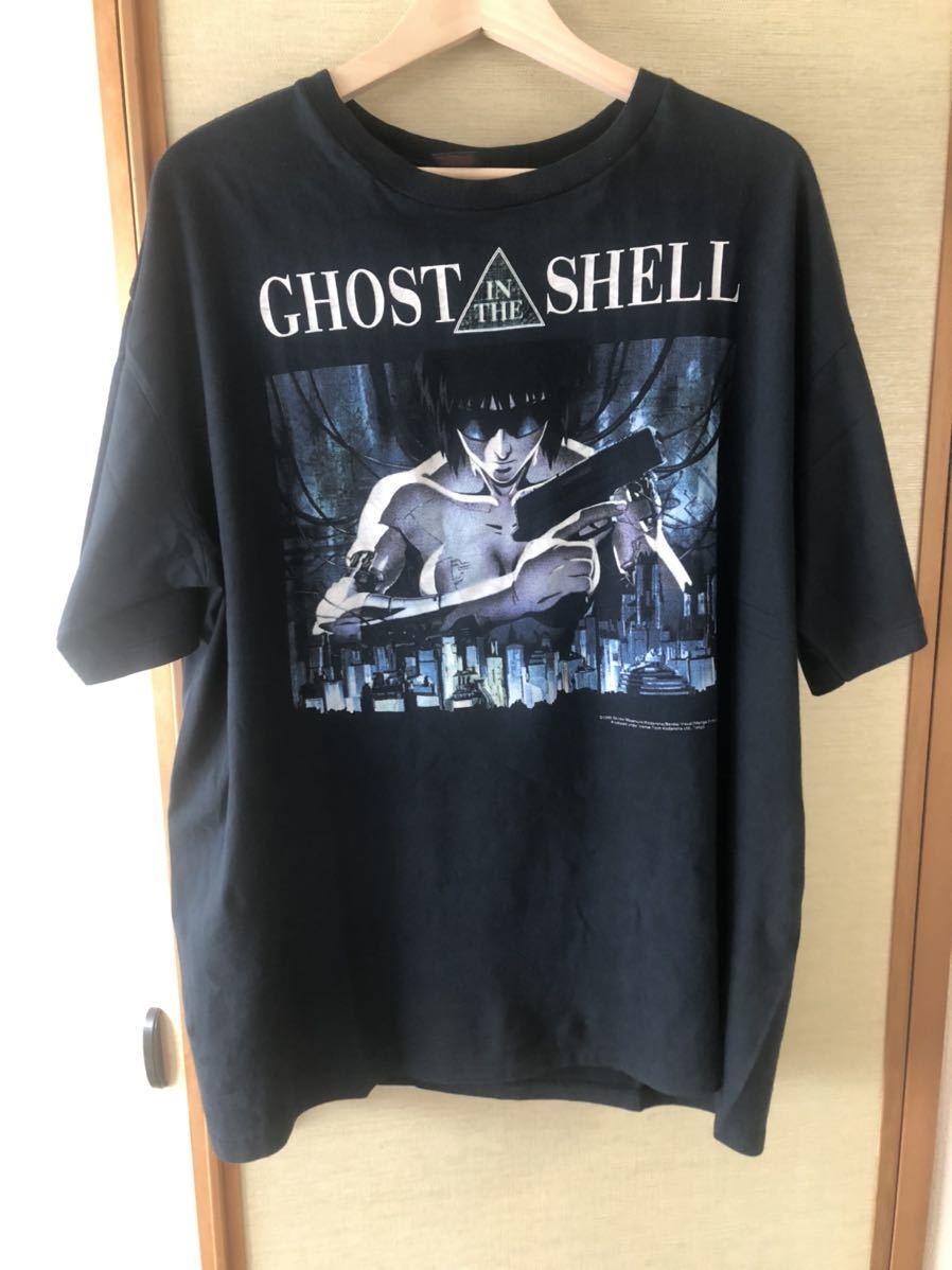 GHOST IN THE SHELL Tシャツ 90s オリジナル ビンテージ 攻殻機動隊_画像1