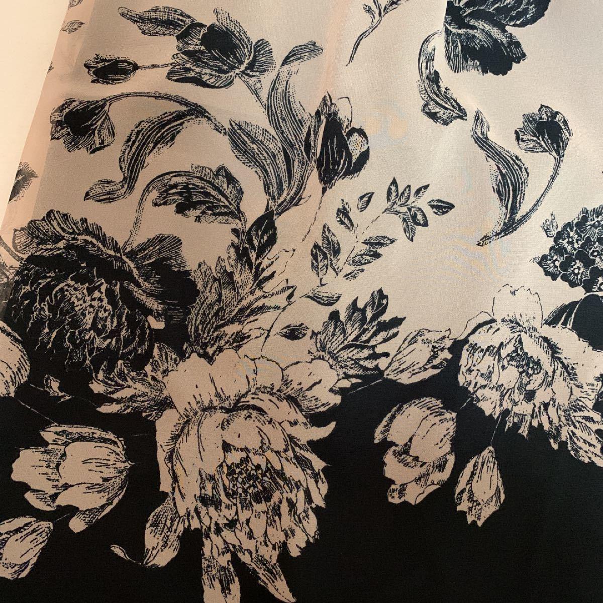 グレースコンチネンタル 花柄ワンピース