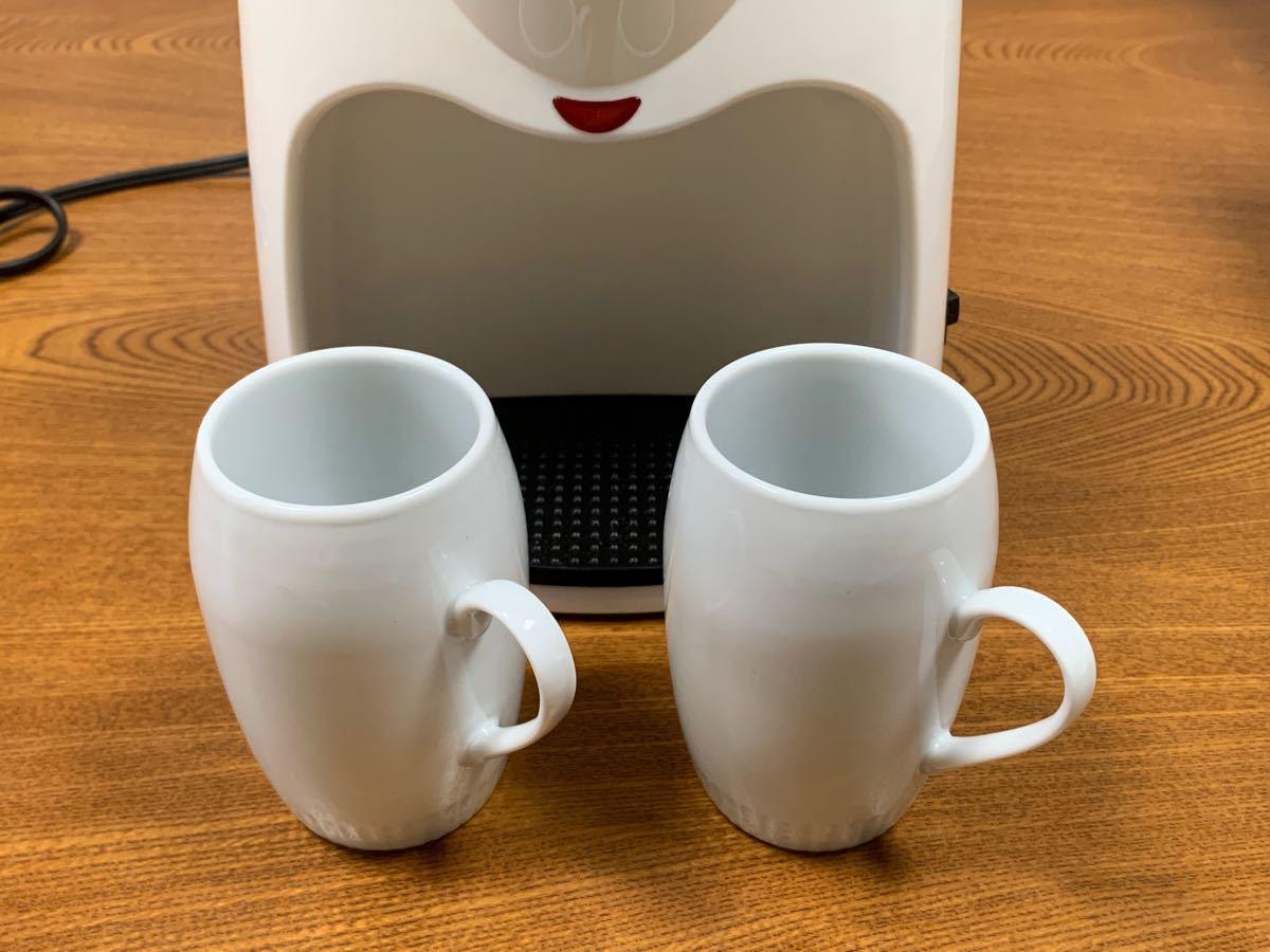 コーヒーメーカー、1〜2カップ、ニトリ、DCM-0703、未使用