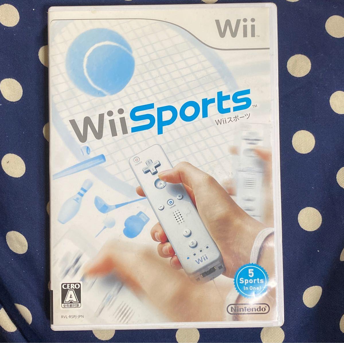 Wiiスポーツ Wii Sports Wiiソフト ウィースポーツ 任天堂