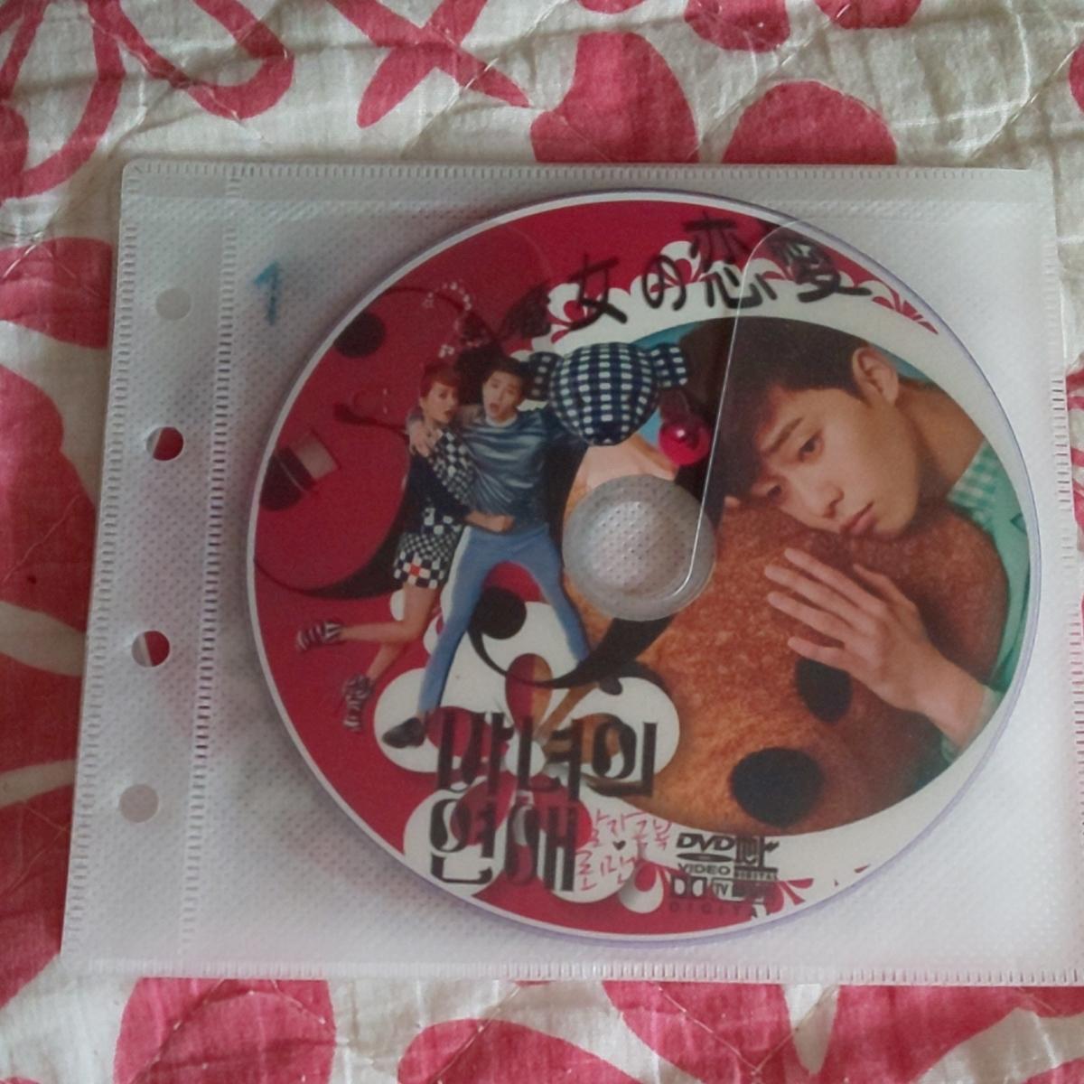 韓国ドラマ  魔女の恋愛(DVD)
