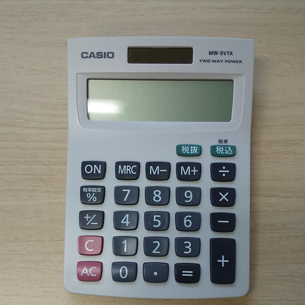 CASIO カシオ 電卓 カシオ電卓 計算機 Canon 時間計算