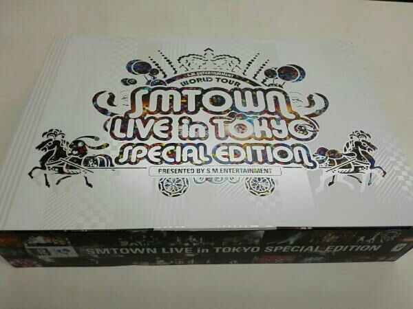 SMTOWN LIVE in TOKYO SPECIAL EDITION(初回生産限定版)