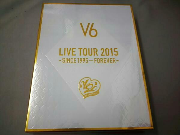 V6 LIVE TOUR 2015 -SINCE 1995~FOREVER-(初回生産限定版A) コンサートグッズの画像