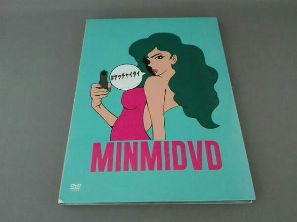 MINMIDVD ライブグッズの画像