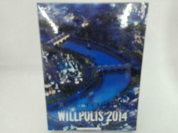 BUMP OF CHICKEN WILLPOLIS 2014(初回限定版)(Blu-ray Disc) ライブグッズの画像