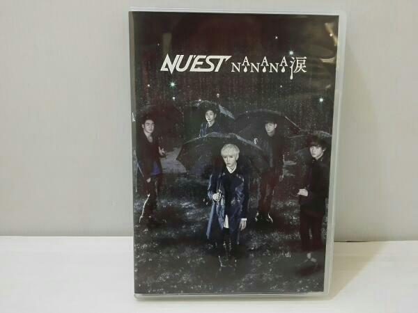 NU'EST NA.NA.NA.涙(初回生産限定盤A)(DVD付) ライブグッズの画像