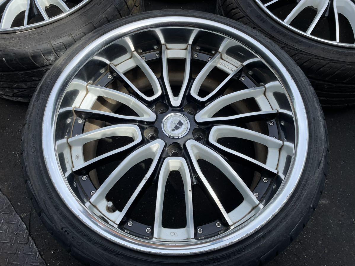 продажа   WORK SCHWERT SW5  Work  ... ...  глубокий обод  9J 10J SSR RAYS ENKEI ADVAN  седан  mini ...