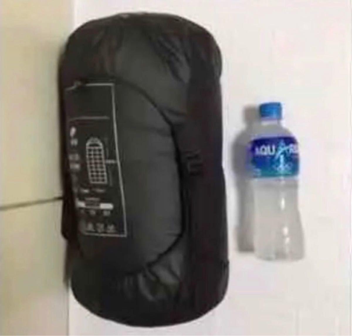 新品☆ 寝袋シュラフ 封筒型シュラフ 寝袋 ダウン 洗える コンパクト  車中泊 アウトドア キャンプ 防災