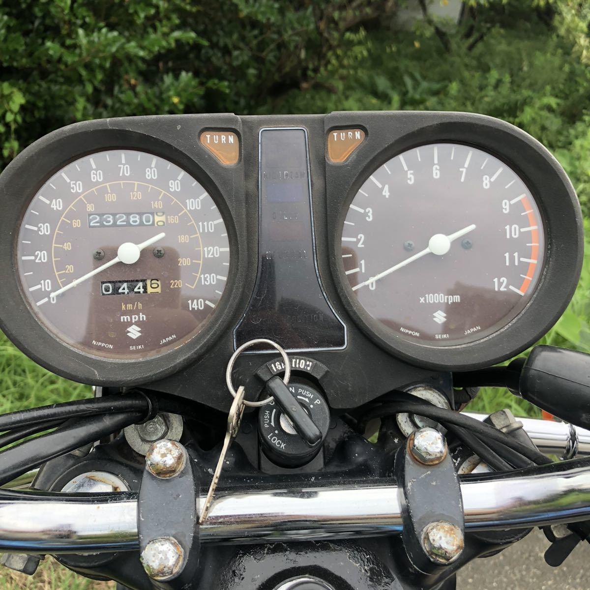 「GS750E ② 現状販売 ベース車両 並行輸入 SUZUKI Z1R Z1 Z2 Z1000 Z900 KZ1000 LTD CB FX MKⅡ GT GS1000 GSX」の画像3