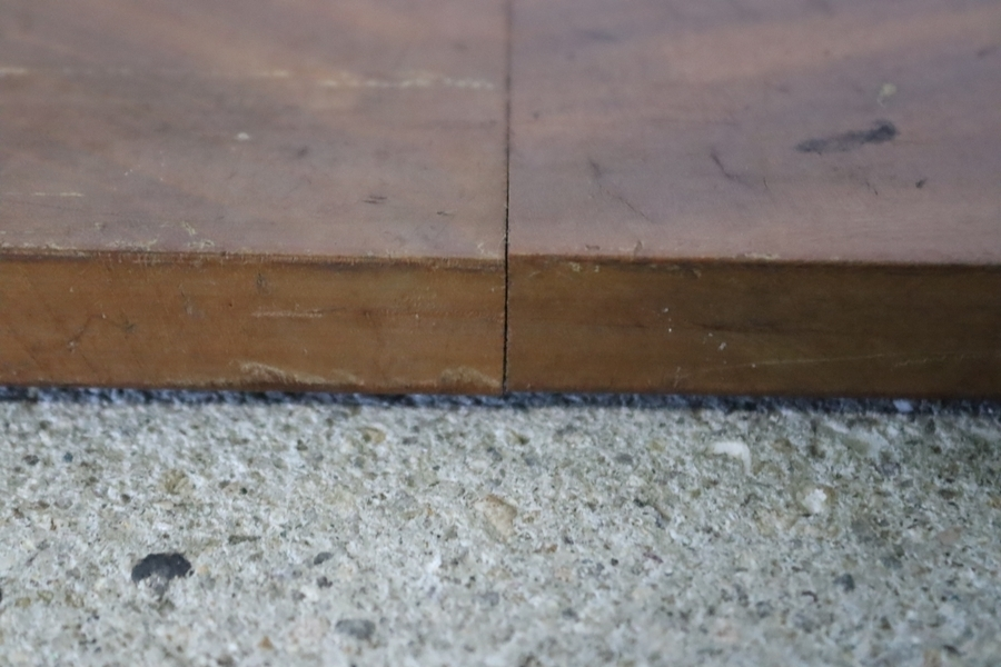 TB526使い込まれた天板◇テーブル板/角型/ボード/看板/DIY/天然木/敷板/杢目/古材/シート/木工/木材/中古/古道具タグボート_画像9