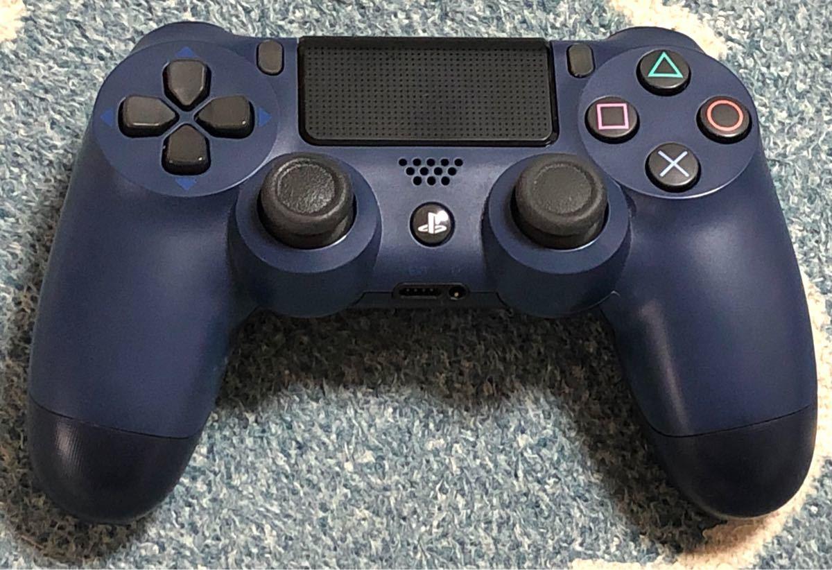 PS4本体 PlayStation4 PS4 ジェット・ブラック プレイステーション4 CUH-2200AB01 おまけあり