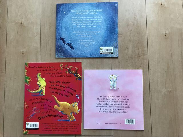 ★英語絵本【3冊 】★ リトルプリンセス Little Princess 他 ★ 子ども英語・多読・洋書・読み聞かせ ★