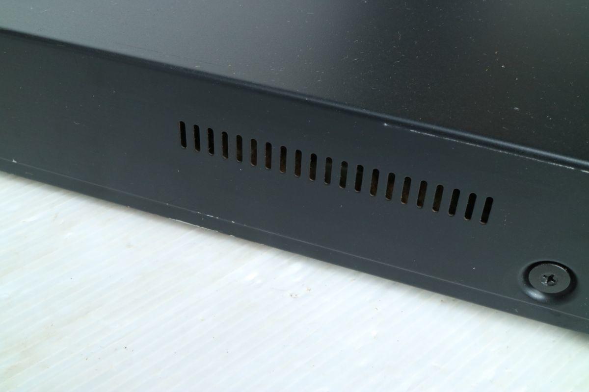 SONY ソニー】ブルーレイディスクレコーダー500GB BDZ-RX50 2009年製 500GB B-CASカード 2番組同時録画 通電のみ 'ZA208_画像7