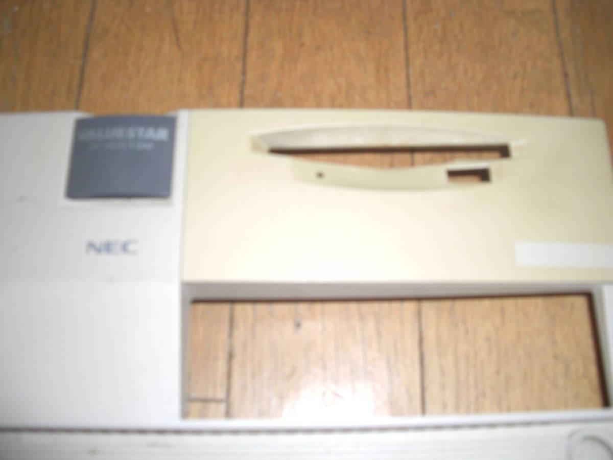 PC-9821 V200 フロントパネル_画像2