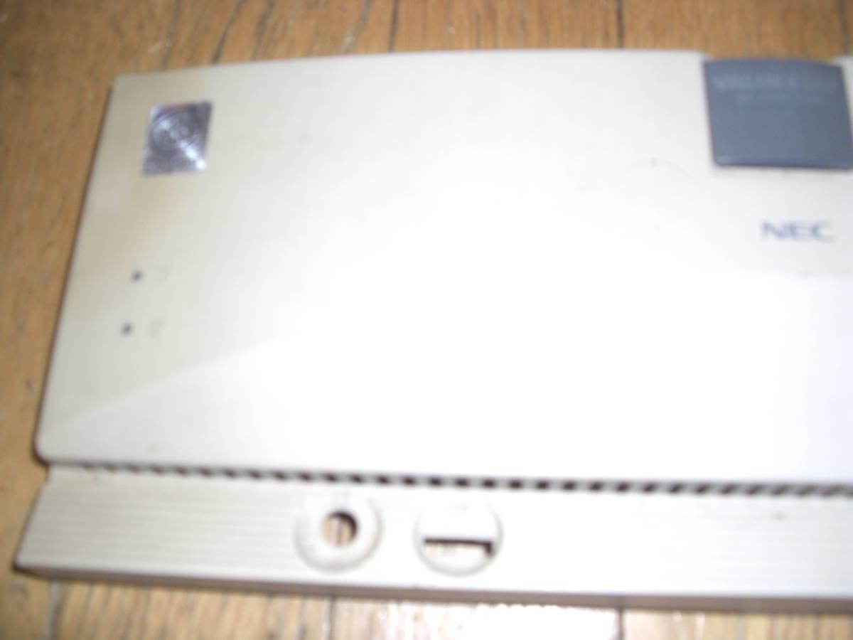 PC-9821 V200 フロントパネル_画像3