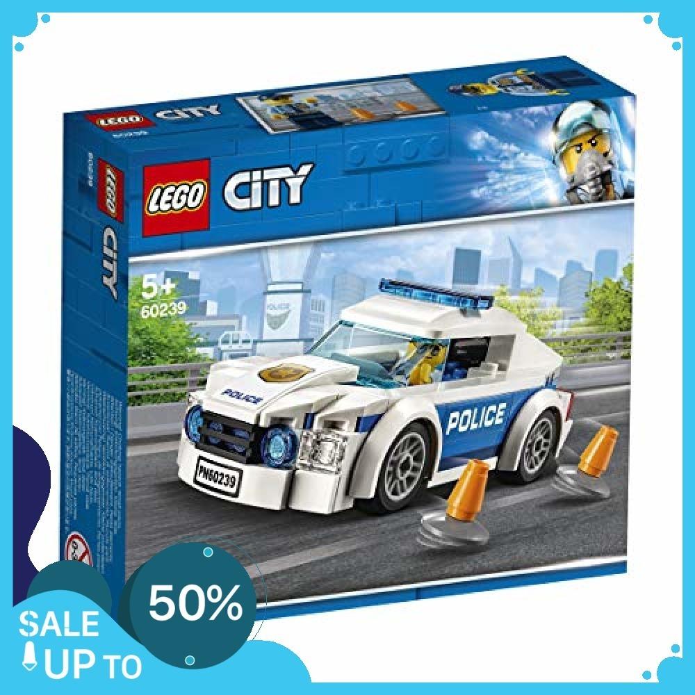【新品】 レゴ(LEGO)/シティ/ポリスパトロールカー/60239/ブロック/おもちゃ/男の子/車_画像1