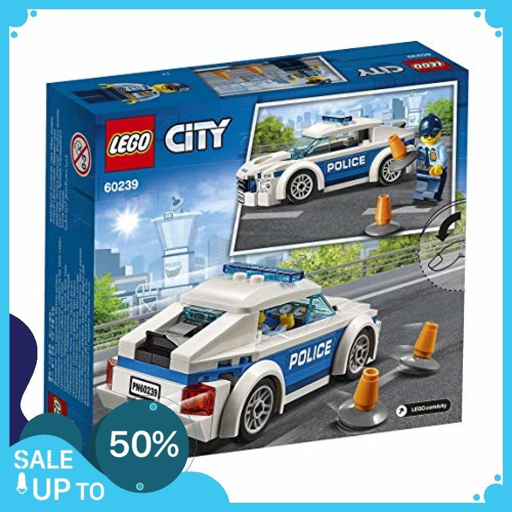 【新品】 レゴ(LEGO)/シティ/ポリスパトロールカー/60239/ブロック/おもちゃ/男の子/車_画像2